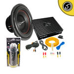 "Bass Face 12"" 2500w Sub Subwoofer 