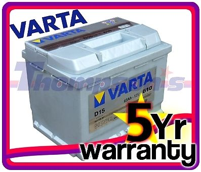 mg mg tf 160 160hp 02 varta silver heavy duty 12v car battery. Black Bedroom Furniture Sets. Home Design Ideas