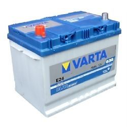 varta blue e24 heavy duty 12v car battery 70ah size 069 072 ebay. Black Bedroom Furniture Sets. Home Design Ideas