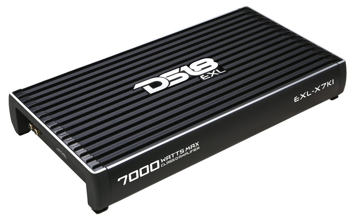DS18 EXL-X7K1 EXL-X7K1 Monoblock Class D 7000 Watt Max Amplifier Single