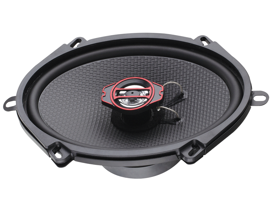 "DS18 GEN-570 Genesis 310 Watts 5x7"" Inch Coaxial Speakers Pair"