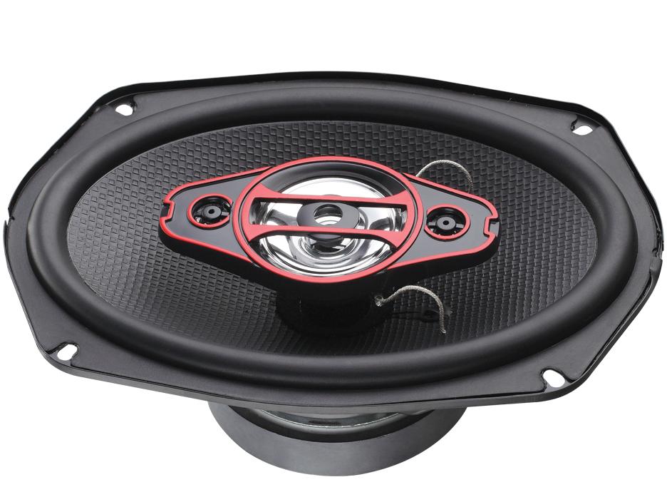 "DS18 GEN-690 Genesis 125 Watts RMS 6x9"" Inch Coaxial Speakers Pair"