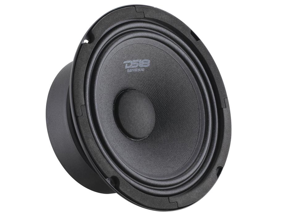 "DS18 GEN-M6 Genesis 380 Watts 6.5"" Inch Midrange Speaker"