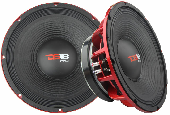 "DS18 PRO-BLF18 Pro Series 2600 Watts 18"" Inch Subwoofer"