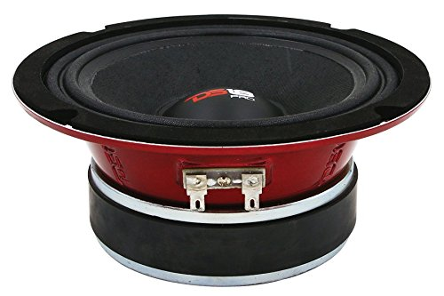 "DS18 PRO-X6MSE 450 Watts 6"" Inch Midrange Loud Speaker"