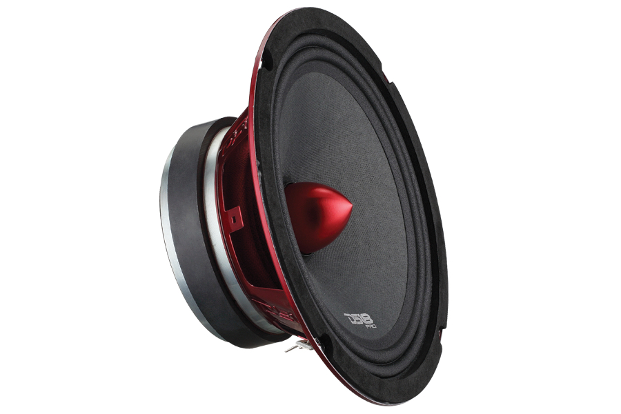 "DS18 PRO-X8BM 600 Watts 8"" Inch Midbass Speaker"