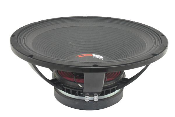 "DS18 PRO-BX15 Pro Series 2500 Watts 15"" Inch Subwoofer"