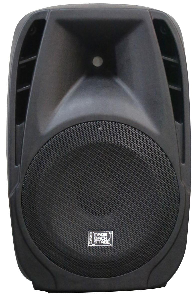 "DS18 MB-PW15BT 2000 Watt 15"" Bluetooth PA DJ Active Loud Speaker"