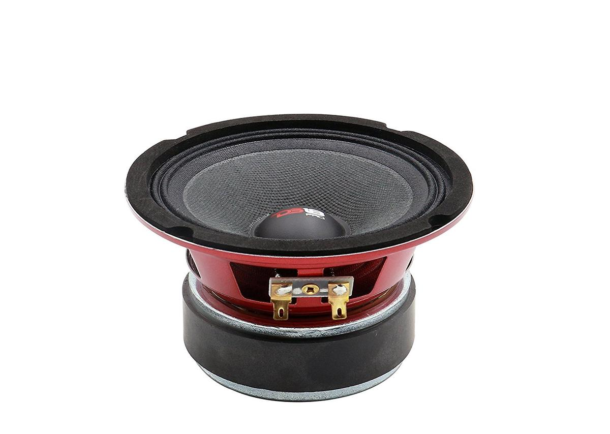 "DS18 PRO-X5M Series Car Audio 5.25"" Mid Range Loudspeaker 300 Watt Max Single"