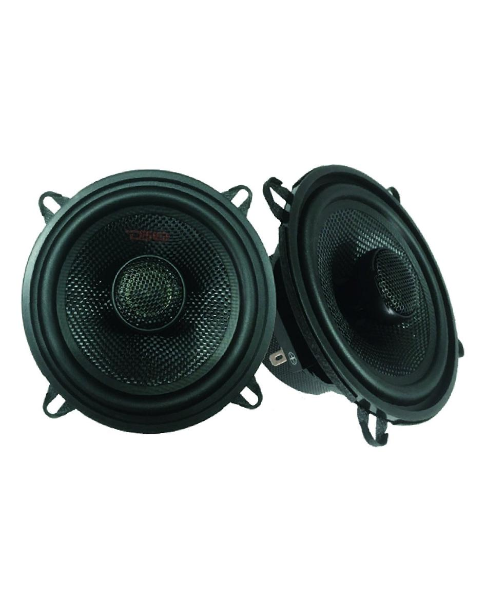 "DS18 Z-5254 5.25"" Car Audio Coaxial Speakers Neodymium Tweeter 4 Ohm 150 Watt Pair"