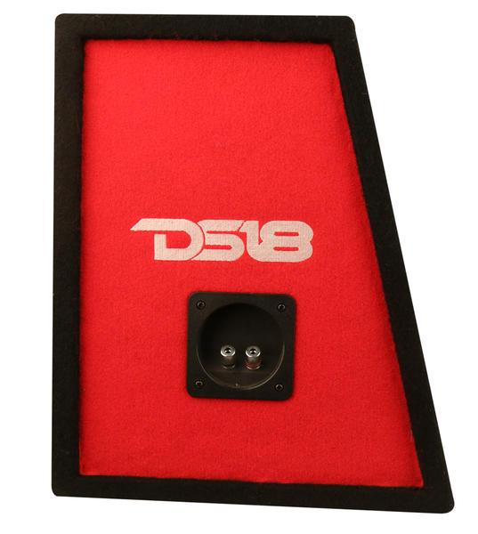"""DS18 BP210 1200 Watt Twin 10"""" Subwoofer Amplifier Bass Package Thumbnail 4"""