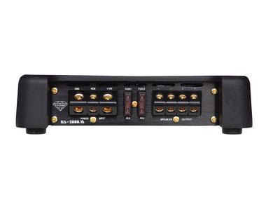 DS18 BD-3000.1 Black Diamond Car Audio Monoblock Class D 3000 Watt Amplifier Thumbnail 2