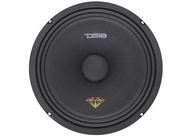 "DS18 BD-MR10 Black Diamond 620 Watts 10"" Inch Midrange Loud Speaker Thumbnail 3"