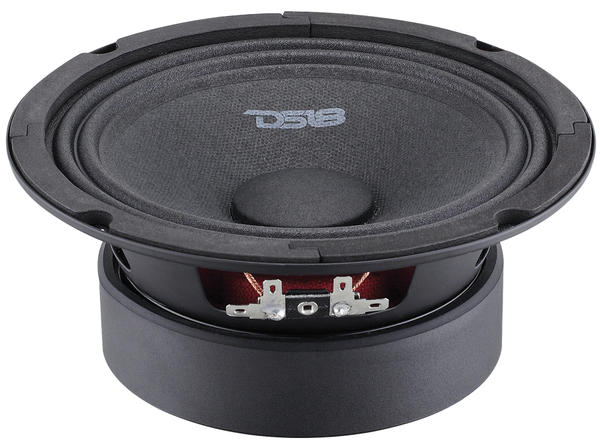 "DS18 BD-MR6 Black Diamond 420 Watts 6.5"" Inch Midrange Loud Speaker Thumbnail 1"