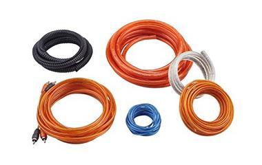 DS18 DE-KIT8 8 Gauge Amplifier Wiring Kit Thumbnail 1