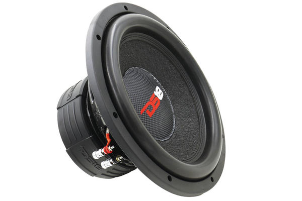 "DS18 Z10 Select 1500 Watts 10"" Inch Subwoofer Thumbnail 1"