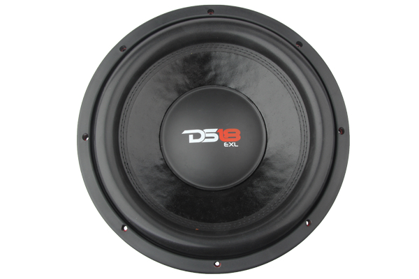"DS18 EXL-B12.2D Black Diamond 2000 Watts 12"" Inch Subwoofer Thumbnail 3"