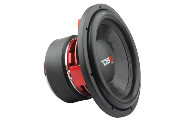 "DS18 EXL-B12.2D Black Diamond 2000 Watts 12"" Inch Subwoofer Thumbnail 2"