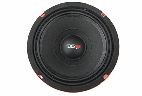"DS18 EXL-MM68 EXL 600 Watts 6"" Inch Midbass Speaker Thumbnail 3"