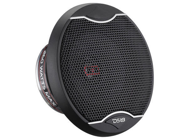 """DS18 EXL-SQ4 260 Watts 4"""" Inch Coaxial Speakers Pair Thumbnail 8"""
