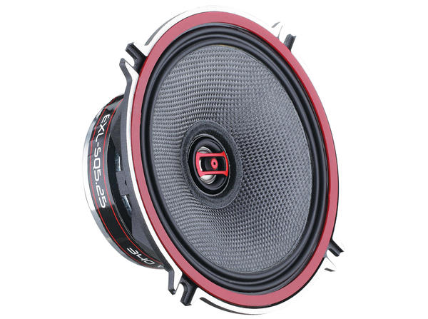 "DS18 EXL-SQ5.25 340 Watts 5.25"" Inch Coaxial Speakers Pair Thumbnail 5"