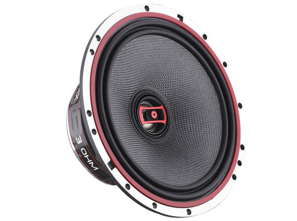 "DS18 EXL-SQ6.5 400 Watts 6.5"" Inch Coaxial Speakers Pair Thumbnail 1"