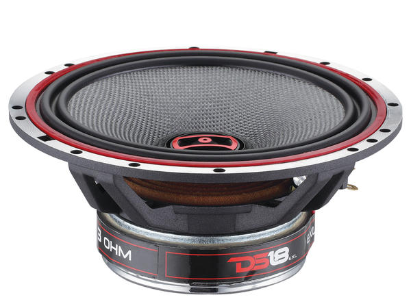 "DS18 EXL-SQ6.5 400 Watts 6.5"" Inch Coaxial Speakers Pair Thumbnail 3"