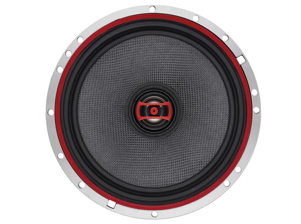 "DS18 EXL-SQ6.5 400 Watts 6.5"" Inch Coaxial Speakers Pair Thumbnail 4"