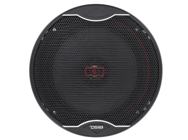 "DS18 EXL-SQ6.5 400 Watts 6.5"" Inch Coaxial Speakers Pair Thumbnail 5"