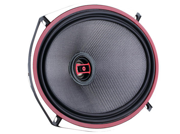 "DS18 EXL-SQ6.9 560 Watts 6x9"" Inch Coaxial Speakers Pair Thumbnail 1"