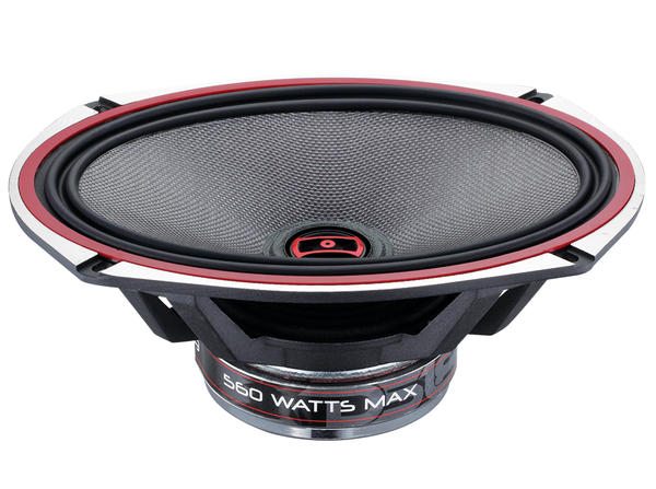 "DS18 EXL-SQ6.9 560 Watts 6x9"" Inch Coaxial Speakers Pair Thumbnail 4"