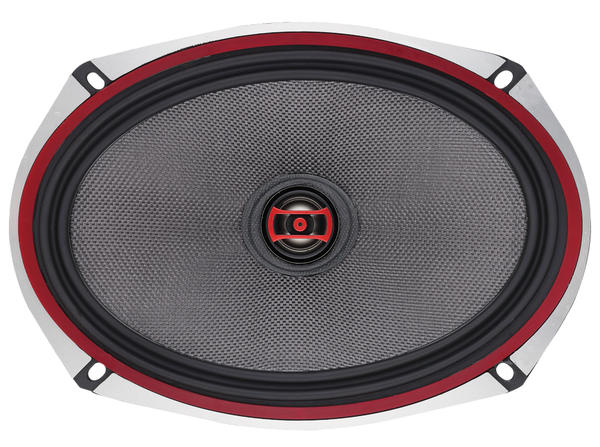 "DS18 EXL-SQ6.9 560 Watts 6x9"" Inch Coaxial Speakers Pair Thumbnail 5"