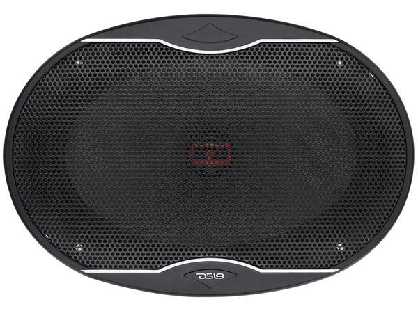 "DS18 EXL-SQ6.9 560 Watts 6x9"" Inch Coaxial Speakers Pair Thumbnail 6"