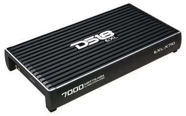 DS18 EXL-X7K1 EXL-X7K1 Monoblock Class D 7000 Watt Max Amplifier Single Thumbnail 1