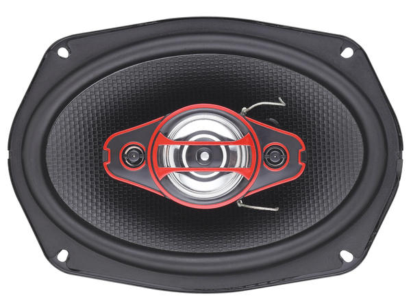 "DS18 GEN-690 Genesis 125 Watts RMS 6x9"" Inch Coaxial Speakers Pair Thumbnail 7"