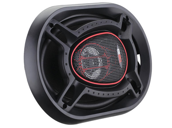 "DS18 GEN-690 Genesis 125 Watts RMS 6x9"" Inch Coaxial Speakers Pair Thumbnail 6"
