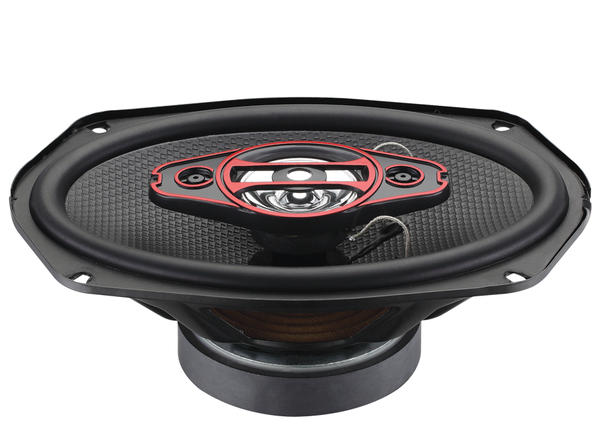 "DS18 GEN-690 Genesis 125 Watts RMS 6x9"" Inch Coaxial Speakers Pair Thumbnail 2"