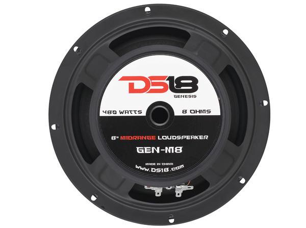 """DS18 GEN-M8 Genesis 480 Watts 8"""" Inch Midrange Speaker Thumbnail 4"""