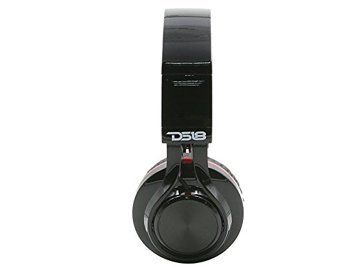 DS18 HDPBT Foldable Bluetooth Headphones with built in TF Card Input Single Thumbnail 2