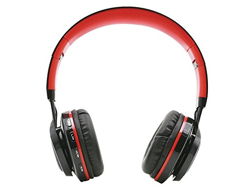 DS18 HDPBT Foldable Bluetooth Headphones with built in TF Card Input Single Thumbnail 3