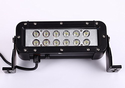 DS18 LDWL-007B Car LED White Epistar Off Road Light Bars Thumbnail 2