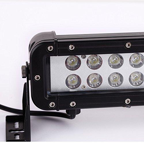 DS18 LDWL-007B Car LED White Epistar Off Road Light Bars Thumbnail 8