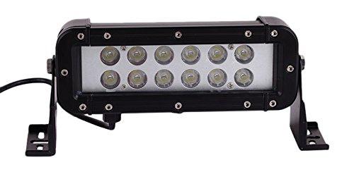 DS18 LDWL-007B Car LED White Epistar Off Road Light Bars Thumbnail 1