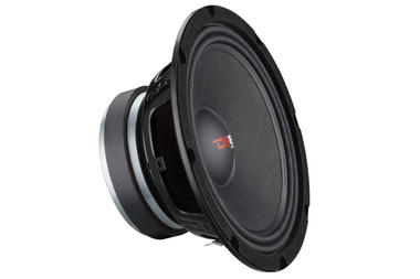 "DS18 PRO-MF8 500 Watts 8"" Inch Midbass Speaker Thumbnail 1"