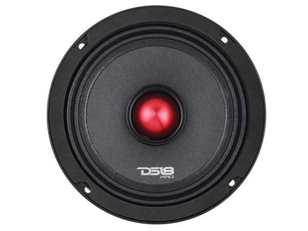 "DS18 PRO-NEO6SLIM 400 Watts 6.5"" Inch Slim Midrange Loudspeaker Thumbnail 1"