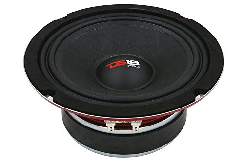 "DS18 PRO-X6MSE 450 Watts 6"" Inch Midrange Loud Speaker Thumbnail 2"