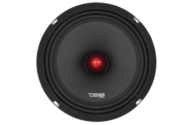 "DS18 PRO-X8BM 600 Watts 8"" Inch Midbass Speaker Thumbnail 4"