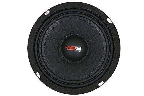 """DS18 PRO-X8MSE 550 Watts 8"""" Inch Midrange Loud Speaker Thumbnail 4"""