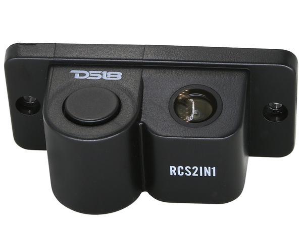 DS18 RCS2IN1 Car Waterproof Reversing Parking Thumbnail 2