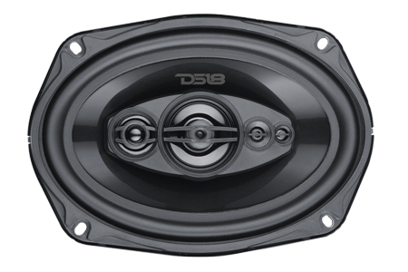 "DS18 SLC6.9 480 Watts 6x9"" Inch Coaxial Speakers Pair Thumbnail 1"